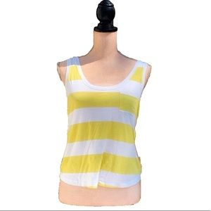 ☀️4/25 Forever XXI Striped Muscle Tank